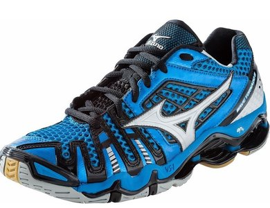 Mizuno wave Tornado 8 blue/black SALE